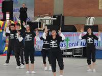 Jóvenes de la Diócesis de Soacha celebraron jubileo