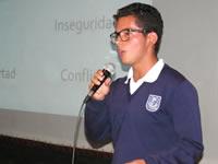 Estudiantes de IED Nuevo Compartir  proponen alternativas para la paz