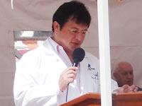 Hospital de Fusa celebró Día Blanco y rindió homenaje a su patrono