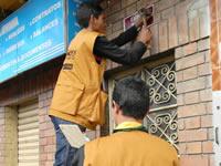 Comenzó instalación de la nueva nomenclatura en Soacha