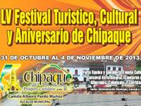 LV  festival turístico de Chipaque