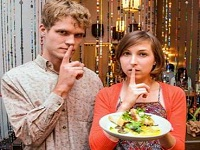 Inovador restaurante donde no se puede hablar al comer