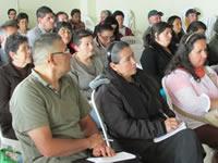 ESAP capacitó a consejeros de planeación y líderes comunales sobre el POT