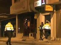 Policía de Soacha frustra robo  de un cajero automático
