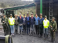 CAR suspende mina en Zipaquirá