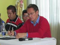 Alcalde Nemocón se compromete con habitantes de La Veredita