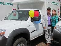 Sibaté cuenta con nueva ambulancia