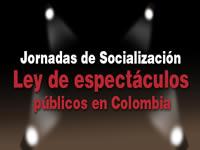 En Soacha se socializará ley de espectáculos públicos
