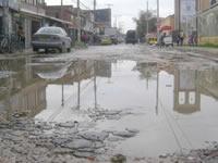 Vías de León XIII reflejan el pésimo estado de las calles de Soacha