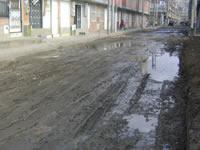 En Quintanares y Nuevo Colón el municipio tampoco hace nada por mantener las calles del sector