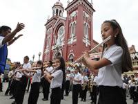 En Cáqueza finalizaron encuentros provinciales del Bicentenario