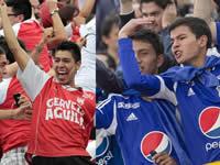 Reivindicación para los miembros de las barras futboleras de Soacha