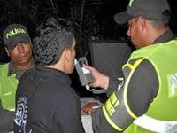 1.200 conductores  multados  por alcoholemia durante puente festivo