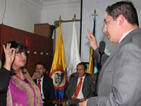 Se posesionó nueva mesa directiva del Concejo de Soacha