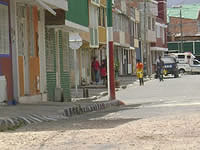 El deterioro de las vías de Soacha llega al barrio San Marcos