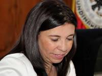 Constanza Ramos,  nueva diputada de la asamblea