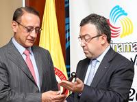 Cundinamarca proyecta cooperación Vasca
