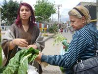 Mercados campesinos y estudiantiles, por la soberanía y seguridad alimentaria de Soacha