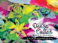 Festival de danzas de Bogotá
