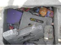 Falta de cultura en Santa Ana genera contaminación