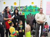 Madrid inaugura jardín infantil