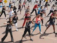 Capacitación para realizar actividad física y adquirir buenos hábitos de vida