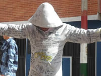 Denuncian hostigamiento a estudiantes en colegio de la comuna seis