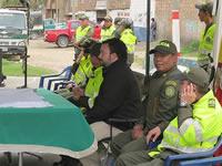 Comenzó instalación de alarmas comunitarias en Soacha