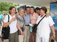 Pensionados de Cundinamarca celebraron su día