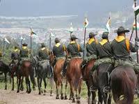 Fuerte de carabineros reforzará seguridad entre Soacha y Ciudad Bolívar
