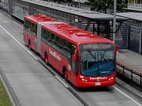 Con 18 buses articulados arranca Transmilenio en Soacha