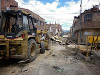 Aguas de Bogotá puso denuncia por desaparición de volqueta