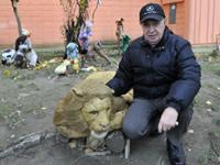 Furor por zoológico de animales de peluche