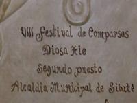 Destacada participación de Taller Teatro en festival departamental  de comparsas