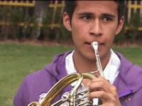 Sibaté hace presencia en la banda sinfónica juvenil nacional