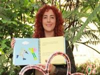 En el día de la discapacidad, Colombia presenta su primer libro táctil