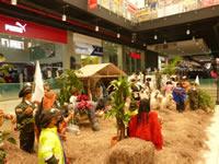 Navidad y séptimo  aniversario de Mercurio Centro Comercial