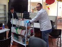 Usuarios de la Biblioteca Joaquín Piñeros podrán llevarse libros a sus casas