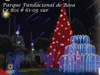 Esta noche se inaugura el alumbrado navideño en Bosa