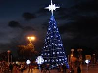 Hoy se prende la iluminación navideña  en Soacha