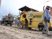 Madrid ejemplo de recuperación de malla vial