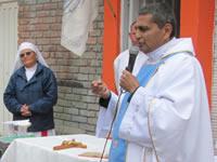 Misa comunitaria, una alternativa para expresar el amor a Dios