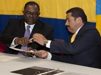 Municipio de Manta firmó acuerdo internacional con Texas