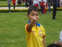 Niño ajedrecista soachuno obtuvo medalla de bronce