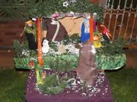 Así se celebrará la navidad en la Urbanización Cazucá