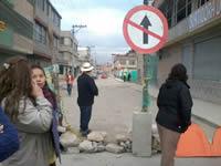 Reparación de las vías de Rincón de Santafé no es responsabilidad exclusiva de Amarilo
