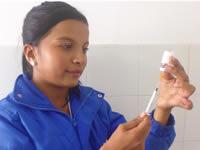 E.S.E municipal invita a vacunarse contra la fiebre amarilla