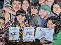 IDECUT exaltó festival de teatro de Tenjo