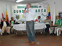 Fin de semana  de la Acción Comunal y Día del Campesino en Soacha