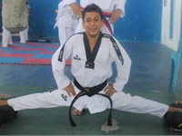 Taekwondistas girardoteños finalistas en campeonato nacional